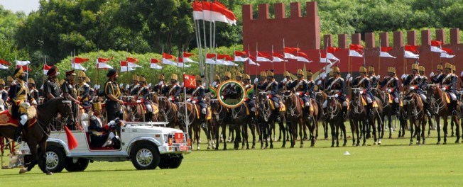 Indian Army to present the 'Cavalry Review'