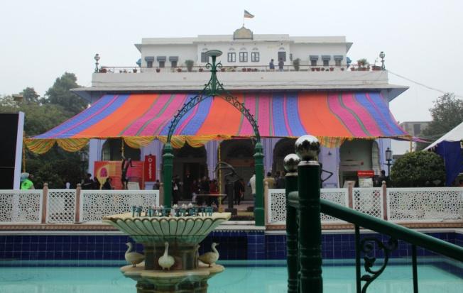 Jaipur Literature Festival diggi Palace Jaipur