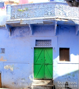 Blue City of Bundi