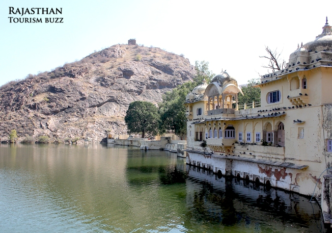 Sukh Sagar or Jait Mahal at Bundi