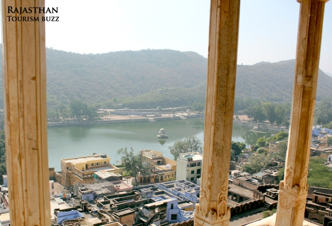 View from Bundi Palace