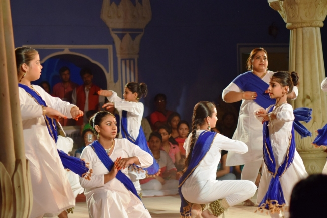 World Dance Festival, Jaipur